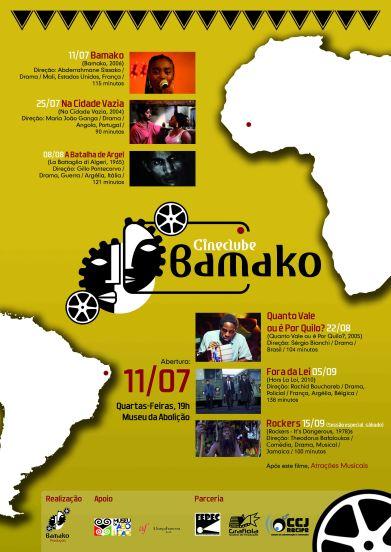 cartaz A3 - Bamako