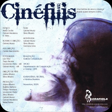 cinéfilis adesivo DVD