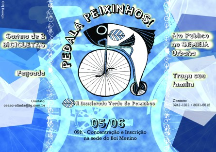 pedala peixinhos 2014 A3