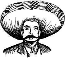 Dingbat 04 - Emiliano Zapata JPG